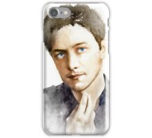 James McAvoy iPhone Case/Skin