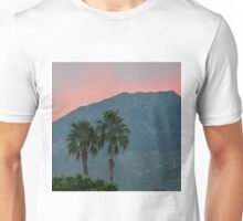 Palm Springs Dusk  Unisex T-Shirt