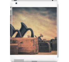 Plane Texture iPad Case/Skin