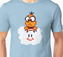 Lakitu Mario Cloud Turtle Unisex T-Shirt