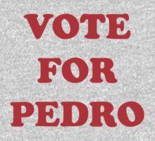 Napoleon Dynamite - Vote For Pedro Kids Tee