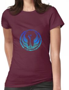 Old Republic emblem Womens Fitted T-Shirt
