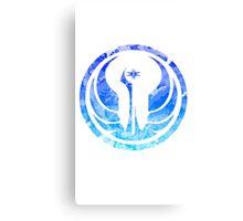 Old Republic emblem Canvas Print