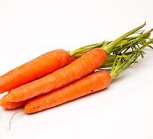 orange carrots by arnau2098