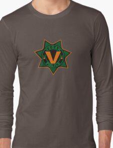 Vegan Police Long Sleeve T-Shirt