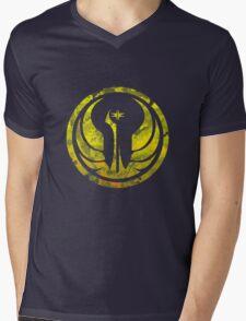 Old Republic Emblem Mens V-Neck T-Shirt