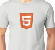 HTML 5 - Silicon Valley Unisex T-Shirt