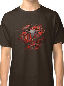 Spiderman Ripped Classic T-Shirt