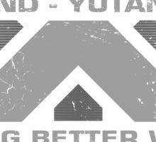 Weyland Yutani Corp 2 Sticker