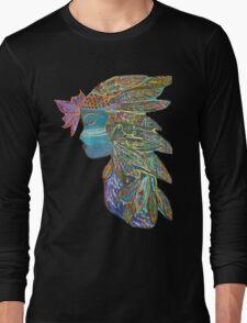 Spiritual Warrior Long Sleeve T-Shirt