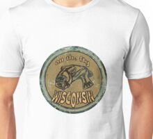 On the fly Wisconsin Unisex T-Shirt