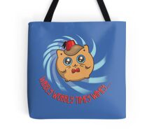 Doctor Mew Tote Bag