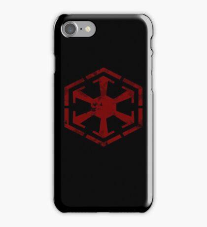 Sith Code Emblem iPhone Case/Skin