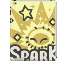 Kirby Spark iPad Case/Skin