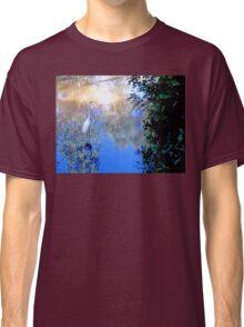 The water bird Classic T-Shirt