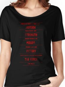 Sith Code Women's Relaxed Fit T-Shirt