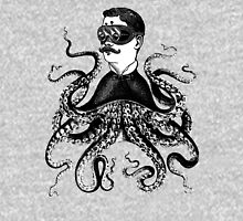 Vintage Squid Man Unisex T-Shirt