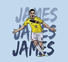 james world cup by Ben Farr