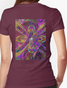 **nATURES rEALISM** Womens Fitted T-Shirt