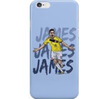 james world cup iPhone Case/Skin