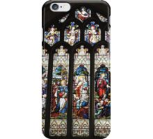 Bath Cathedral Stained Glass iPhone Case/Skin