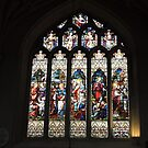 Bath Cathedral Stained Glass by CreativeEm