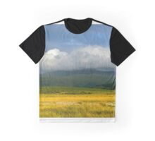 Brecon Beacons on a Summer Evening Graphic T-Shirt