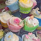 Colourful Cupcake Stand by CreativeEm