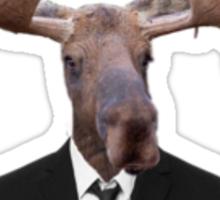 Mrs. Moose Sticker