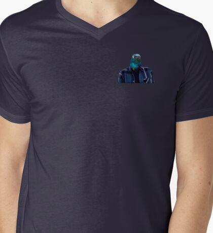 Mrs. Bird Mens V-Neck T-Shirt