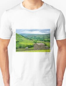 Dales Barns in Swaledale Unisex T-Shirt