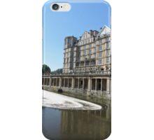Empire Hotel Bath iPhone Case/Skin