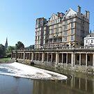 Empire Hotel Bath by CreativeEm