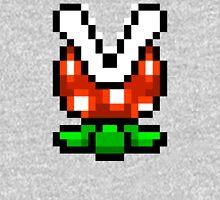 Piranha Plant pixel pattern Super Mario world Unisex T-Shirt