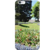Royal Avenue Gardens, Bath iPhone Case/Skin