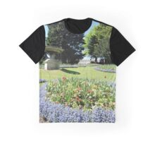 Royal Avenue Gardens, Bath Graphic T-Shirt