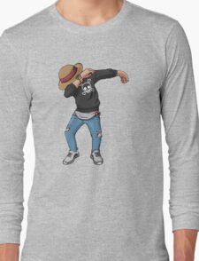 -DAB- Luffy  Long Sleeve T-Shirt