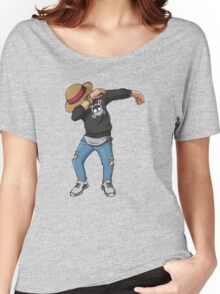 -DAB- Luffy  Women's Relaxed Fit T-Shirt