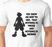 Sora - Kingdom Hero Unisex T-Shirt