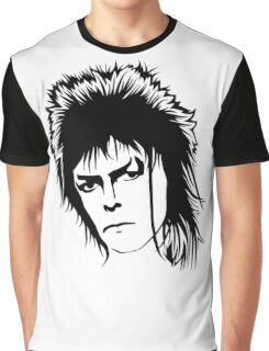 The Goblin King Graphic T-Shirt