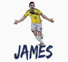James Colombia by Ben Farr