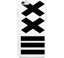my favorite number iPhone Case/Skin