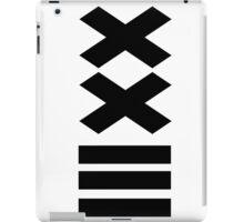 my favorite number iPad Case/Skin