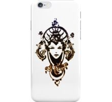 A Woman's Face is her Work of Fiction iPhone Case/Skin