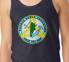 Southern Cross Aerobatic Squadron - Argentine Air Force Tank Top