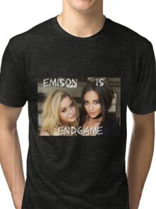 Pretty Little Liars - EMISON Tri-blend T-Shirt