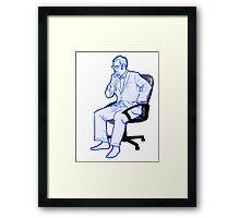 The Mayor Framed Print