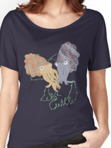 Lets Cuttle! Women's Relaxed Fit T-Shirt