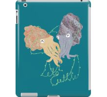 Lets Cuttle! iPad Case/Skin