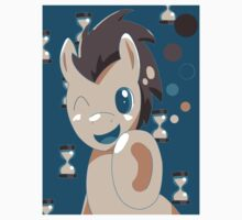 doctor whooves Kids Clothes